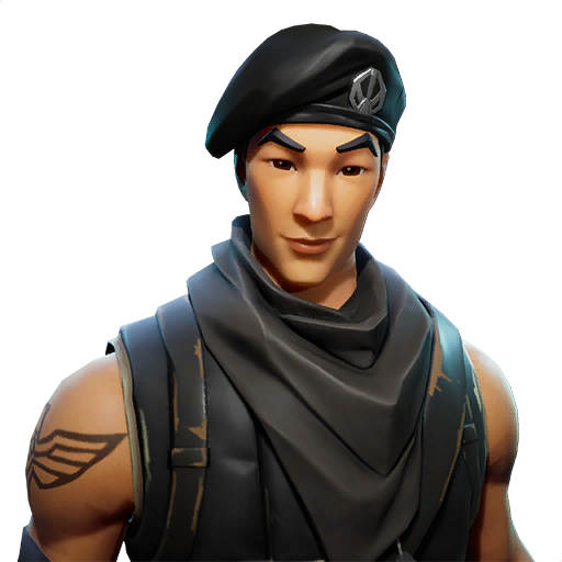 Special Forces Skin fortnite store