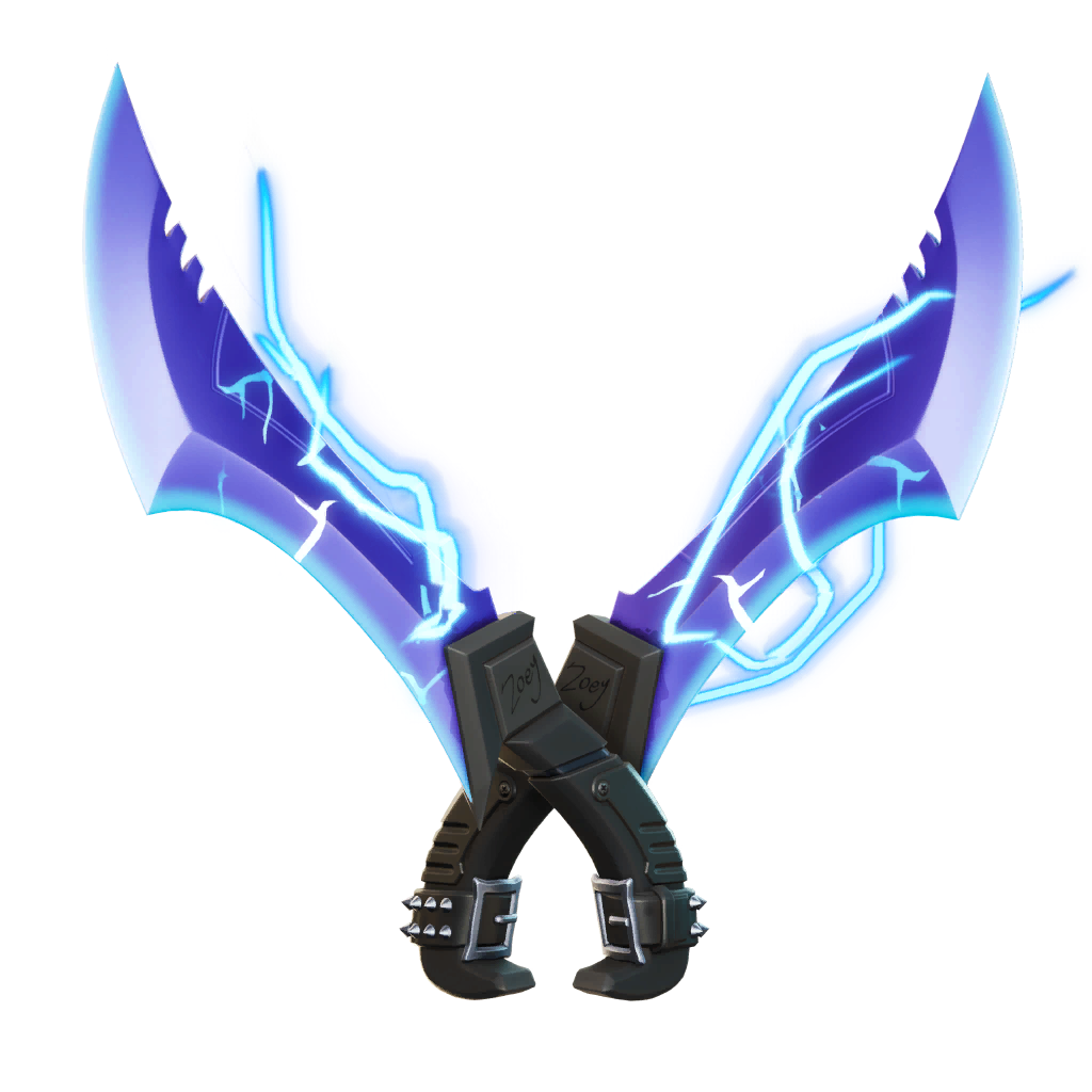 fortnite shop preview of Bugha Blades