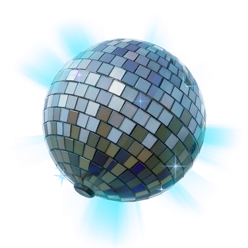 Disco Ball Skin fortnite store