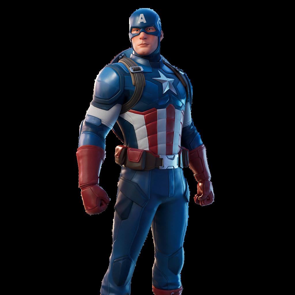 fortnite shop item Captain America