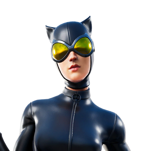 fortnite shop item Catwoman Comic Book Outfit