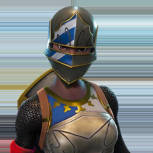 Royale Knight Skin fortnite store