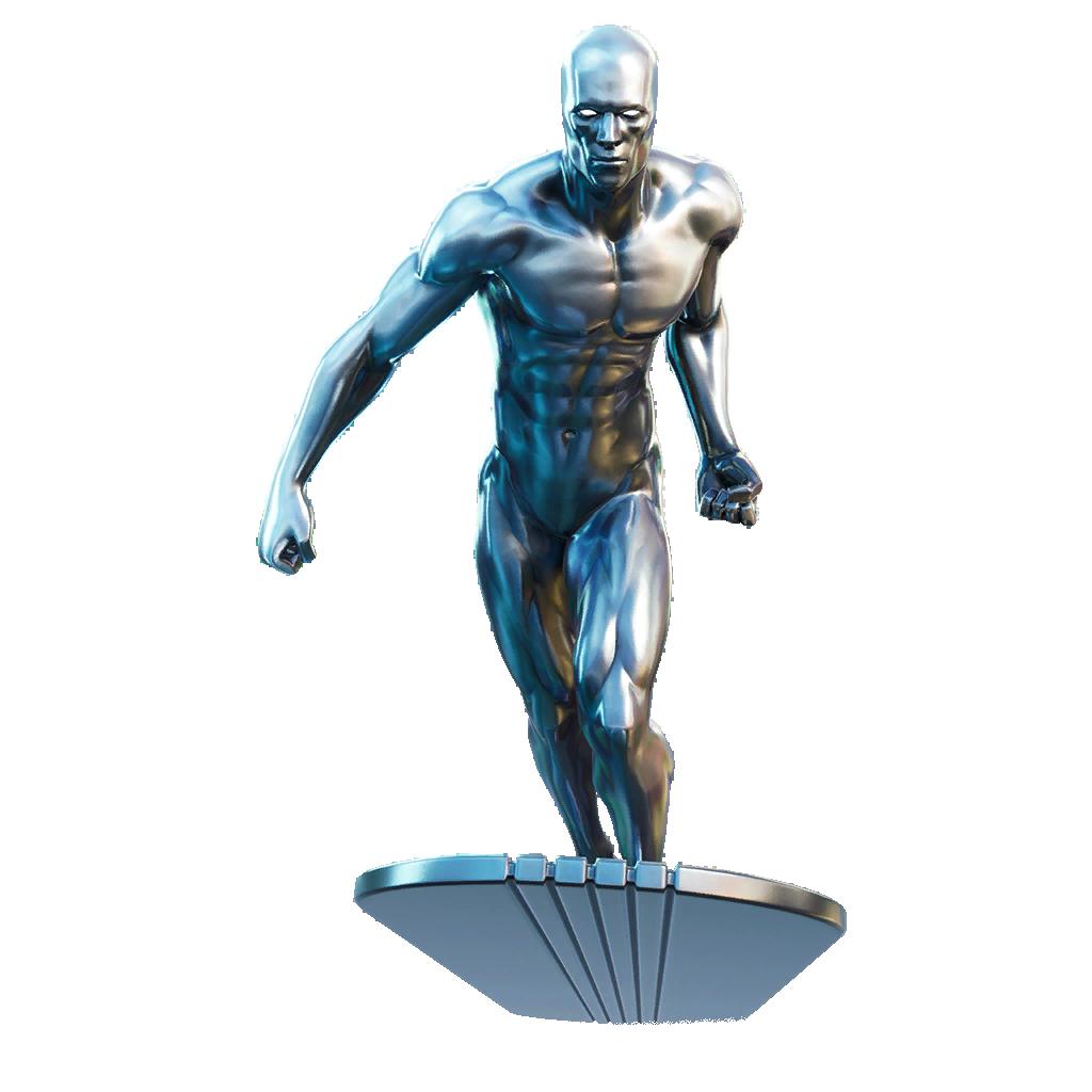 Silver Surfer Skin fortnite store
