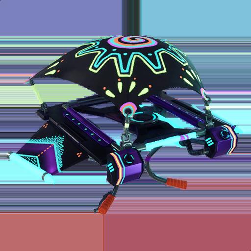 Glow Rider Skin fortnite store