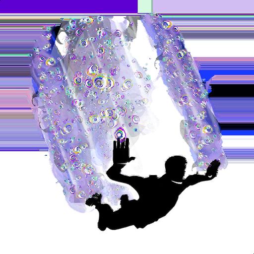 Bubbles Skin fortnite store
