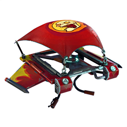 Hot Rod Skin fortnite store