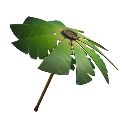 Palm Leaf Skin fortnite store