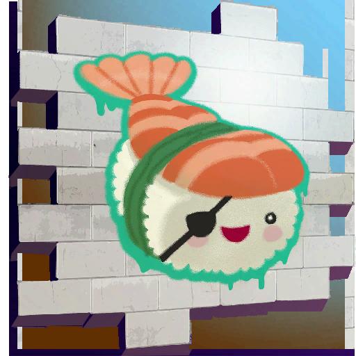 Sushi Skin fortnite store