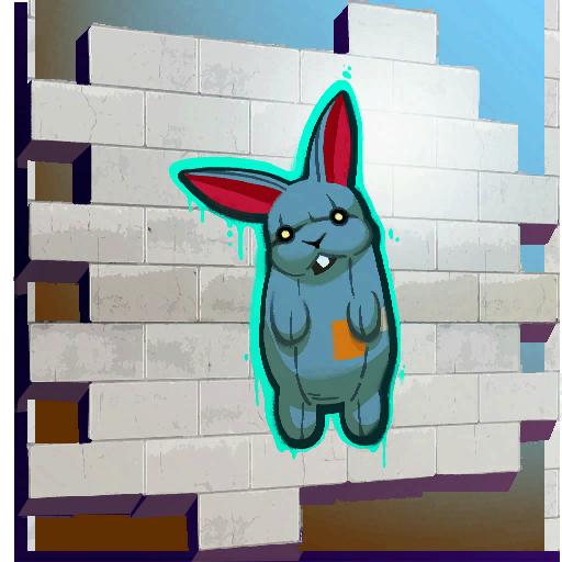 Sad Bunny Skin fortnite store