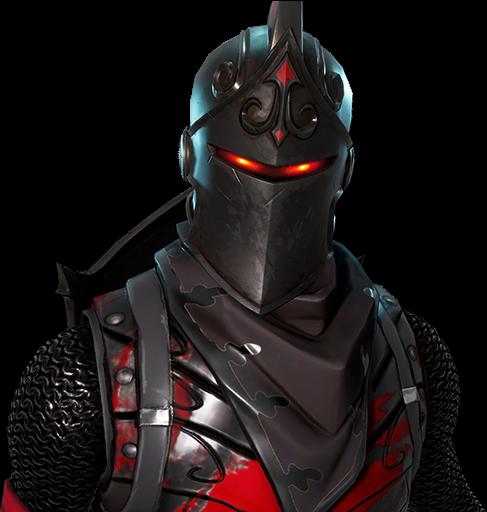 Black Knight Skin fortnite store