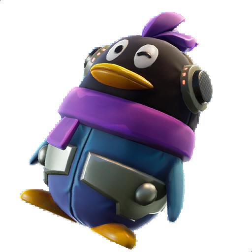 Penguin Skin fortnite store