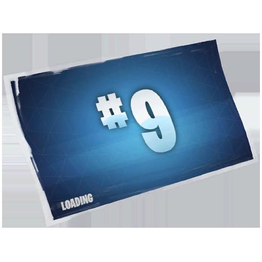 #9 Skin fortnite store