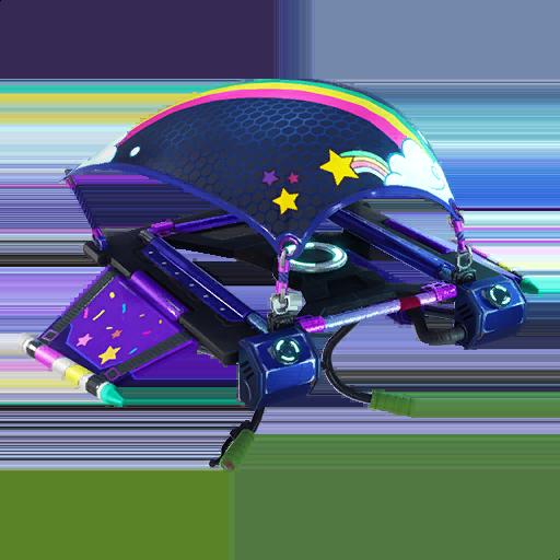 Rainbow Rider Skin fortnite store
