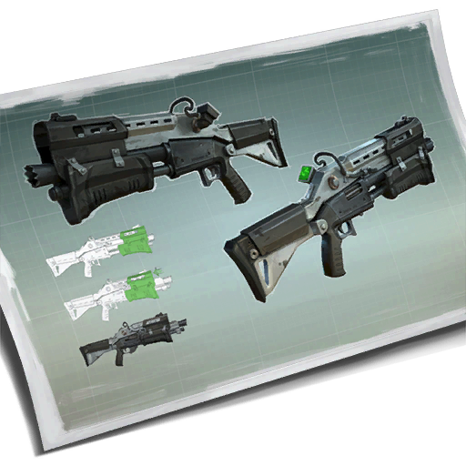 Tactical Shotgun Skin fortnite store