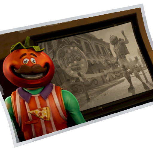 Tomatohead Skin fortnite store