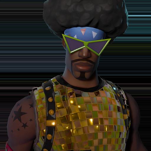 Funk Ops Skin fortnite store