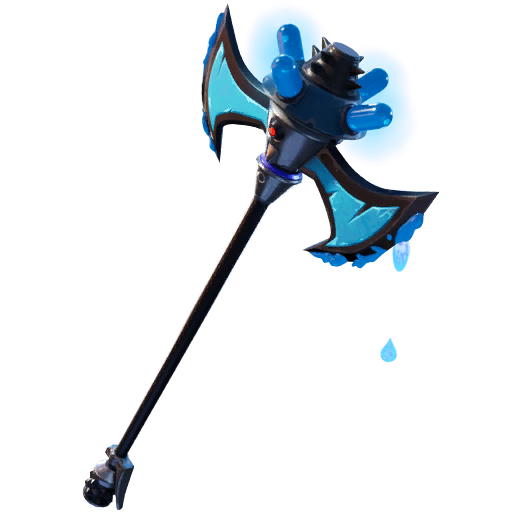 Drip Axe Skin fortnite store
