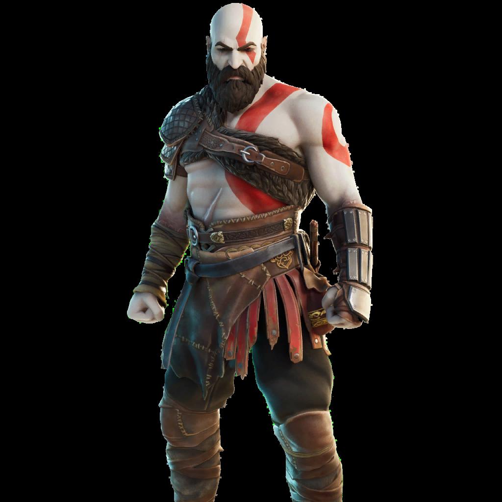 Kratos Skin fortnite store