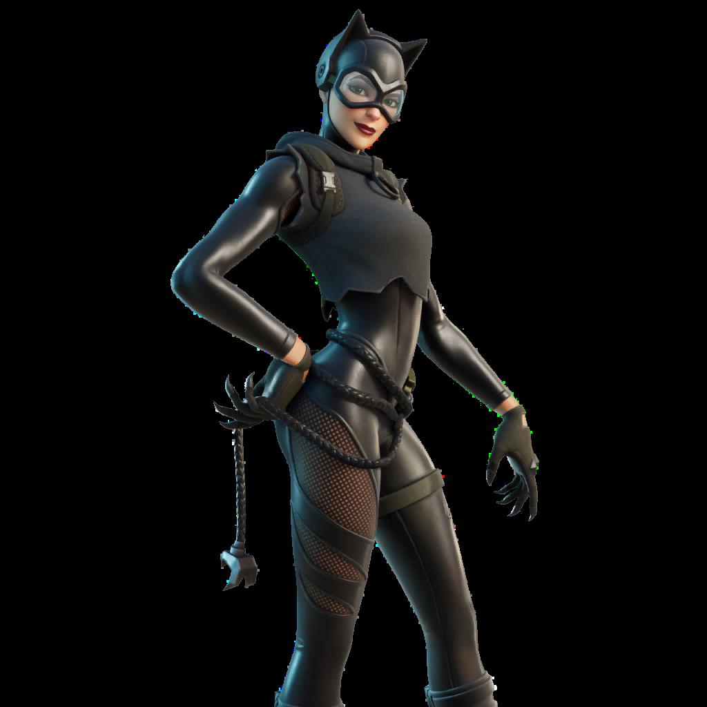 Catwoman Zero Skin fortnite store