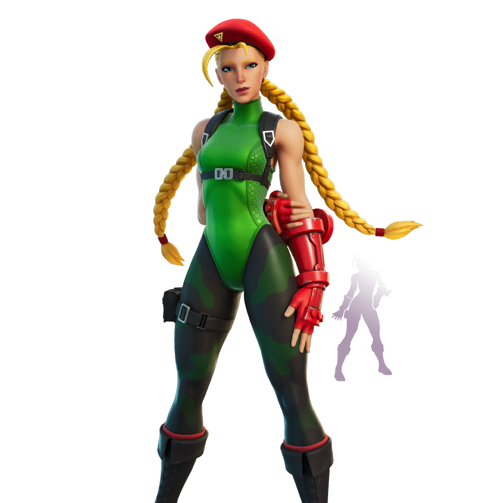fortnite shop preview of Cammy