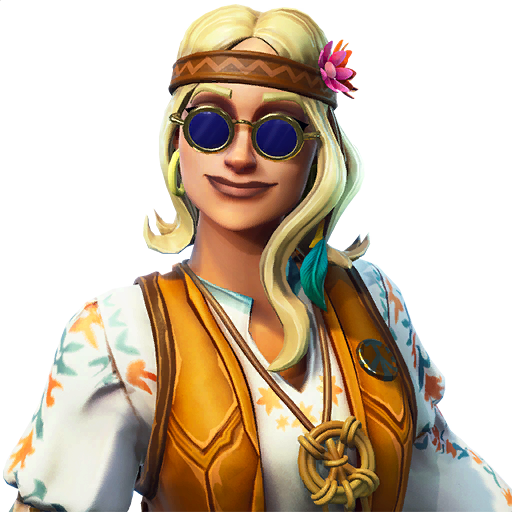 Dreamflower Skin fortnite store