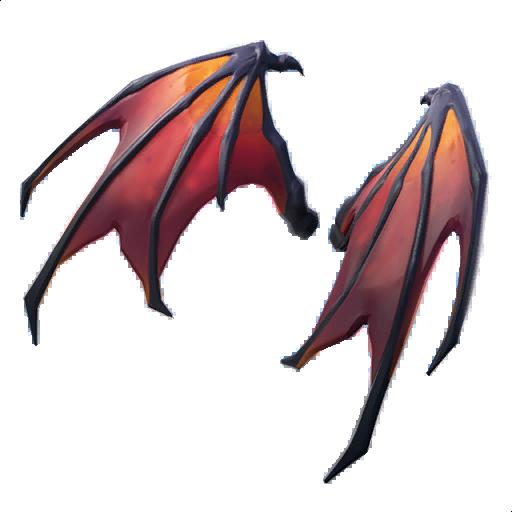 Malcore Wings Skin fortnite store