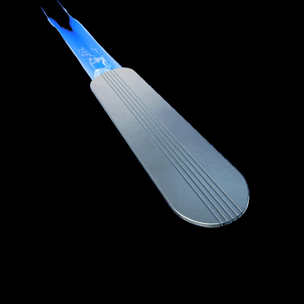 Silver Surfer's Surfboard Skin fortnite store